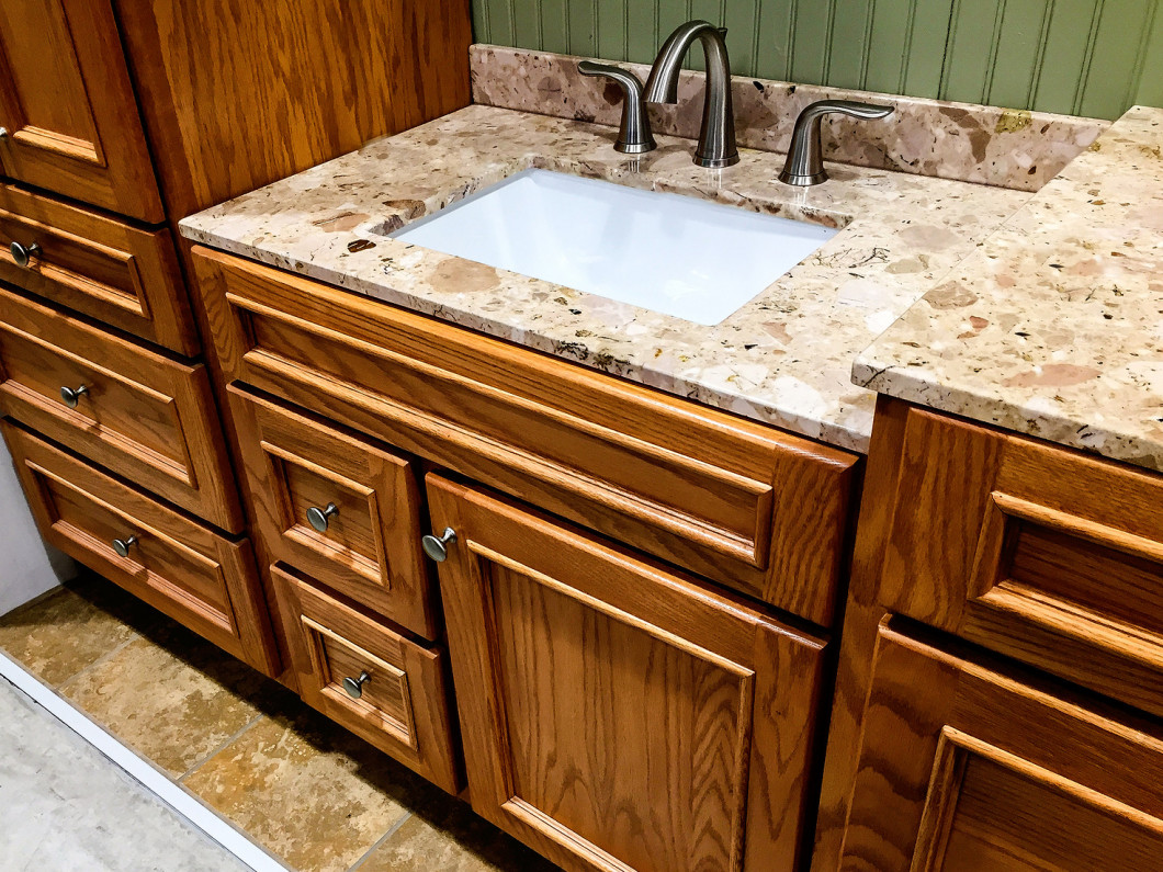 Bathroom Countertop Installation Cincinnati Oh Carolina Granite